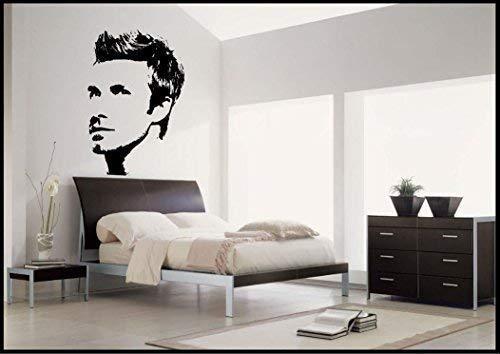 Wall Smart Designs David Beckham Vinyl Wandtattoo Aufkleber Wandbild Schlafzimmer Lounge Fußball