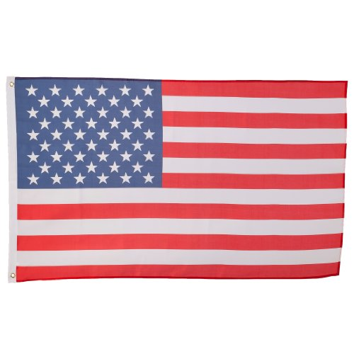 Ultranatura Amerikafahne / -flagge 150 x 90 cm - 7 verschiedene Nationen