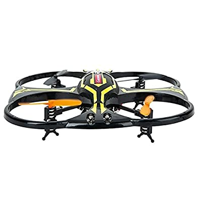 Carrera 370503001 - RC 2.4 GHz Quadrocopter CRC X1