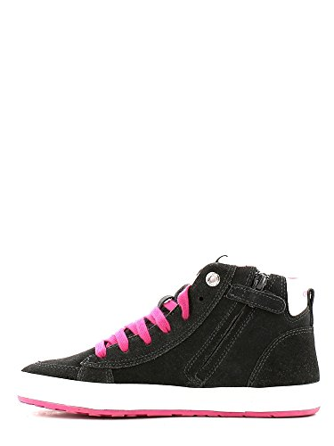 Menina Jr Modelo Cinza Cor Espirituoso Running Sapatos D Grigio Geox Marca Menina Geox pwgq4YWa1x
