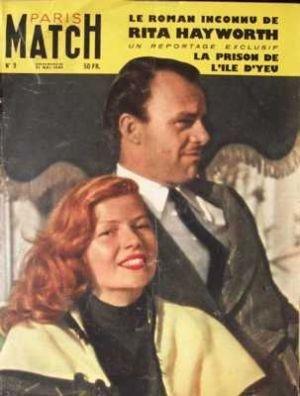 PARIS MATCH [No 9] du 21/05/1949 - FILM - L'ECOLE BUISSONNIERE ALLEMAGNE FEDERALE-OCCIDENTALE ARTS MENAGERS B.C. RUSSEL MOORE BATRICE DANTE BERLIN CELESTIN CIRQUE COGRES ET MEETING POUR LA PAIX FOOTBALL FRED VINSON GASTRONOMIE GRETA GARBO HARRY TRUMAN HENRY DE MONTHERLANT INSEMINATION ARTIFICIELLE INVENTIONS JAZZ JEAN COCTEAU LA CIOTAT LA CIOTAT MARECHAL PHILIPPE PETAIN MARGARET D'angleterre MARINE MARCHANDE MARLENE DIETRICH PACTE ATLANTIQUE - OTAN - ORGANISATION DE LA DEFENSE PAUL REYNAUD PHILI