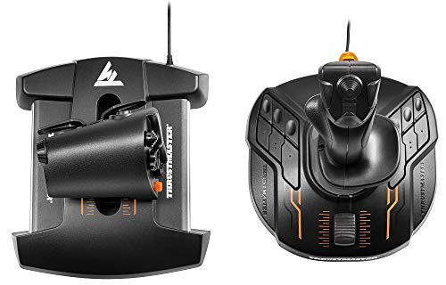 Thrustmaster T16000M FCS HOTAS (Hotas System, T.A.R.G.E.T Software, PC) - 3