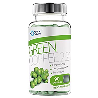 FORZA Green Coffee 2:2:1 | Slimming & Diet Pills | Effective Weight Loss from FORZA Industries