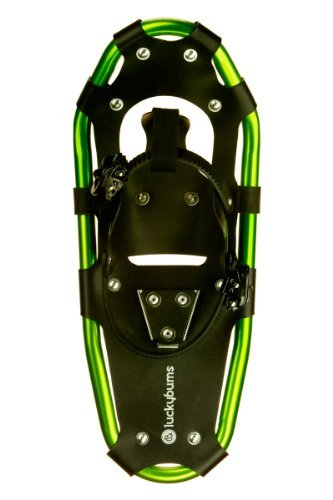 lucky-bums-youth-snowshoes-green-14-inch-by-lucky-bums