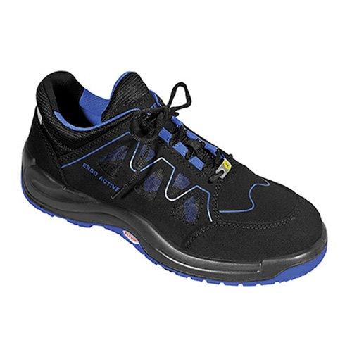 Elten 7207703-43 Grant Blue Chaussures de sécurité ESD S1 Type 3 Taille 43