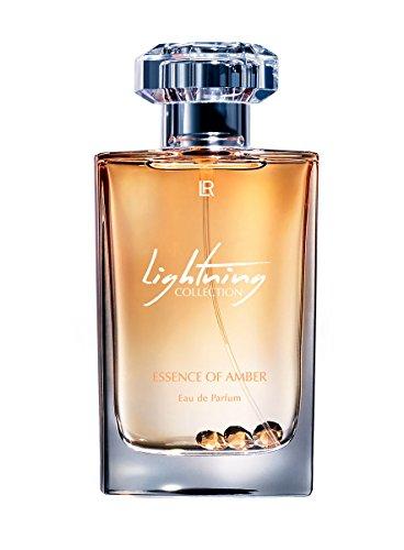 LR Lightning Collection Eau de Parfum Essence of Amber für Frauen 50 ml