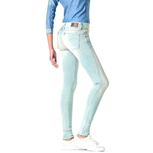 G-STAR Damen Lynn Skinny Jeans Blau (6783.1367)