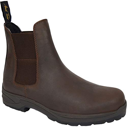 Mark Todd Kiwi Waterproof Jodhpur Boots