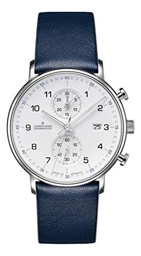 Junghans Herrenuhr Chronoscope Form C 041/4775.00