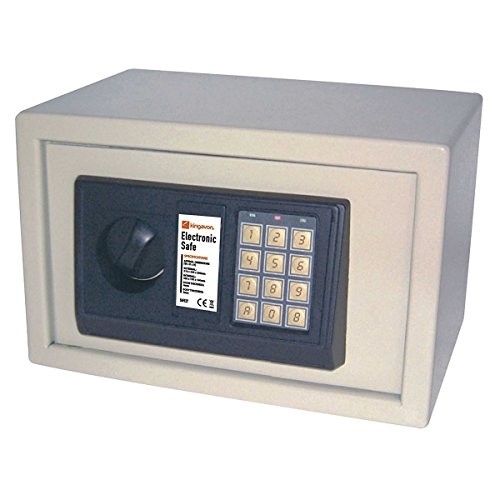 Kingavon SAFE27 - Caja fuerte electrónica (tamaño pequeño)