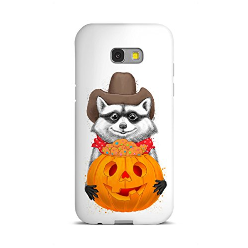 artboxONE Samsung Galaxy A5 (2017) Premium-Case Handyhülle Cookies or Death von Nikita Korenkov