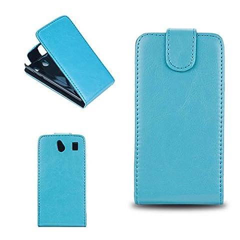 caseroxx Handyhülle Flip Cover für Samsung Galaxy I8700 Omnia 7, Schutzhülle für das Samsung Galaxy I8700 Omnia 7 (Handytasche klappbar in
