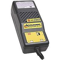 TecMate ACCUMATE - Chargeur de Batterie 6 & 12V/1,2A pour Batterie de 2-50Ah