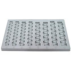 Starterkit-Insetboxenset und Organiser-Münzen Euro (1-2-5-10-20-50Cent, 1-2€)