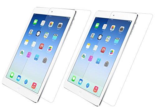 IPRIME 2x Premium Apple iPad 1 iPad 1. Generation Panzerfolie aus TPU Anti Shock Folie Panzer Schutzfolie Displayschutzfolie - Vorderseite Front