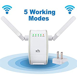 HUATXING Drahtloser Dual-Band-VDSL/ADSL-Modemrouter für Telefonleitungsverbindungen (BT Infinity, TalkTalk, EE und PlusNet Fiber) 1 USB, 2.0 Anschlüsse, EU-Stecker
