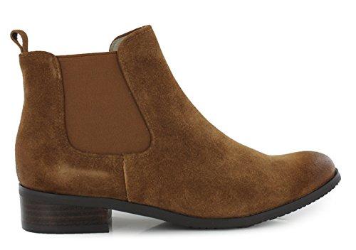 FUGITIVE ROLA - Bottines / Boots - Femme gold
