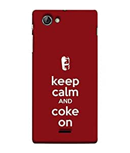 FUSON Designer Back Case Cover for Sony Xperia J :: Sony Xperia J ST26i :: Sony Xperia J ST26a (Illustration Inspiration Change Motivate )