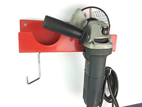 Preisvergleich Produktbild Magnet Halter für Winkelschleifer Einhand Schleifer Schleifhexe