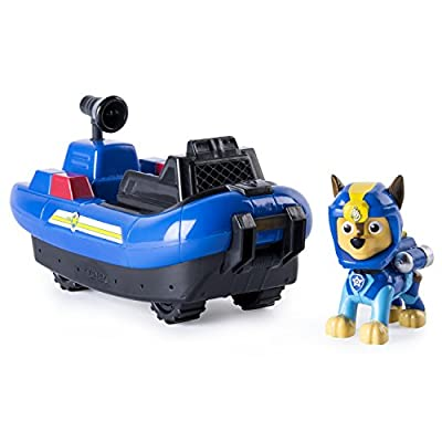 Paw Patrol 6040087 Chase Sea Patrol Vehicle