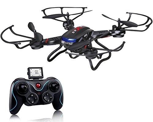 Holy Stone F181C RC Quadcopter Drone con videocamera HD RTF 4 canali 2.4GHz...