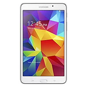 """Samsung Galaxy Tab 4 Tablette Tactile 7"""" (17,78 cm) 1,2 GHz 8 Go Android Wi-Fi Blanc"""
