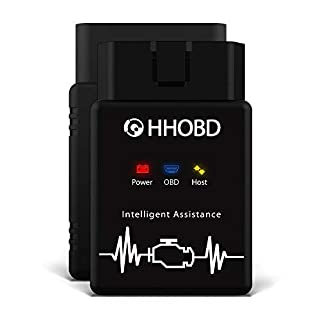 EXZA® HHOBD® Bluetooth Torque Android Diagnosegerät CAN BUS Interface - Auto Car PKW KFZ OBD 2
