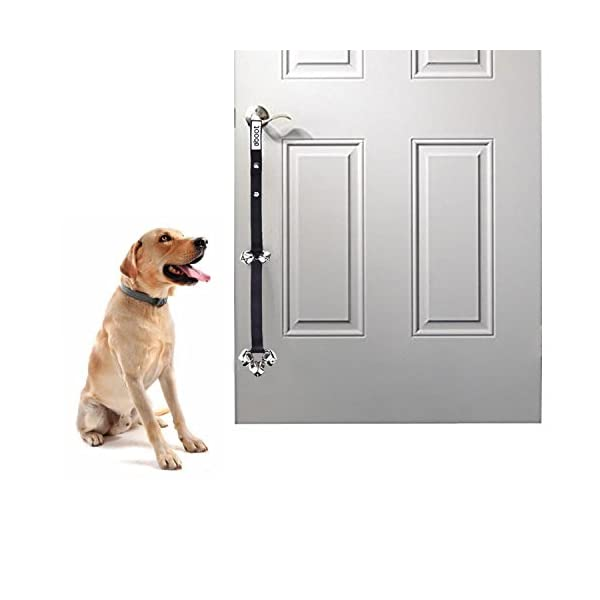 Adjustable Potty Bells/ Dog Doorbell for House Training Small, Medium and Large Dogs 7
