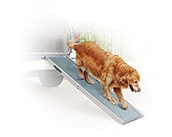 Solvit Petsafe Telescopic Dog Ramp, 99.06 Cm - 182.88 Cm, Lightweight & Easily Adjustable