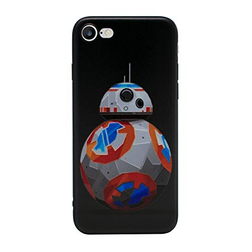 iPhone 8 3D Star Wars Silikonhülle / Gel Hülle für Apple iPhone 8 (4.7