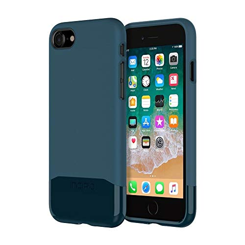 Incipio Apple iPhone 7/8Edge Chrome Fall-Marineblau Chrome Iphone Fall