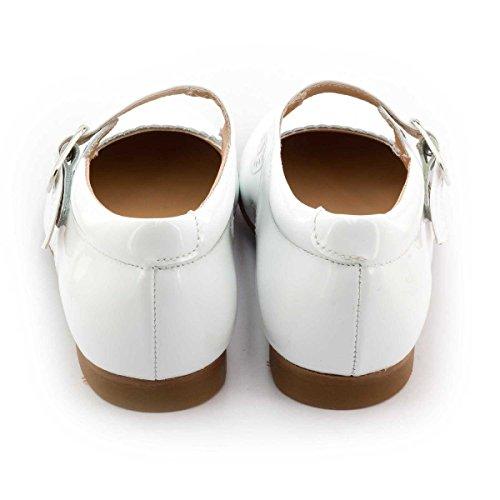 Boni Anaïs - ballerine blanche Blanc