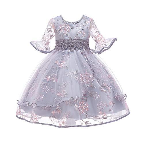 nder Mädchen Prinzessin Kostüm Kostüm Mesh Gaze Kleider - Kostüm Anzieh Halloween ()