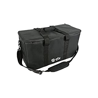 QTX | Transit Bag for PAR Cans and Accessories | 4 large or 8 Mini Cans