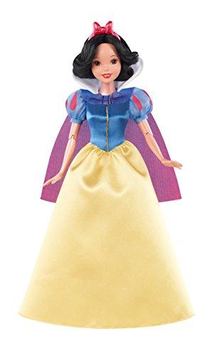 Disney Princesas Muñeca, Princesa clásica Blancanieves (Mattel BDJ29)