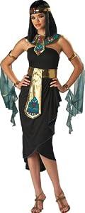 In Character Costumes - Disfraz de Cleopatra para mujer, talla UK 14-16 (11006XL)