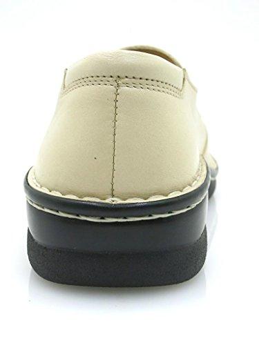 Berkemann Alice Chaussures Basses Pantoufles Chaussures En Cuir pour femmes couleur sable Sable