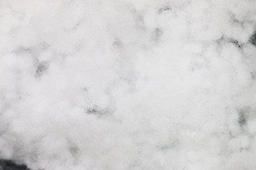 """ZOLLNER® antiallergische kochfeste Kopfkissenfüllung / Kissenfüllung, 100% silikonisierte Polyesterhohlfaser-Flocken, Füllgewicht ca. 1000g, direkt vom Hotelwäschespezialisten, Serie """"Fill-in"""" - 3"""