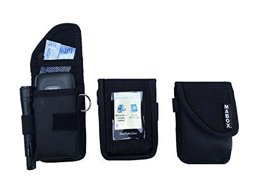 Schutzhülle für Freestyle Libere, Modell Smart'Access Mabox, Schwarz