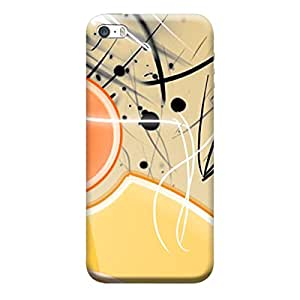 Ebby Back Cover for Apple iPhone 5/5s/SE (Designer Case)