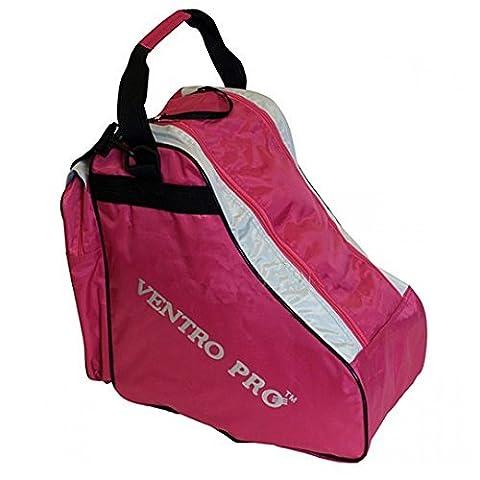 Ventro Pro VA37 Skate Bag (Pink, Large)