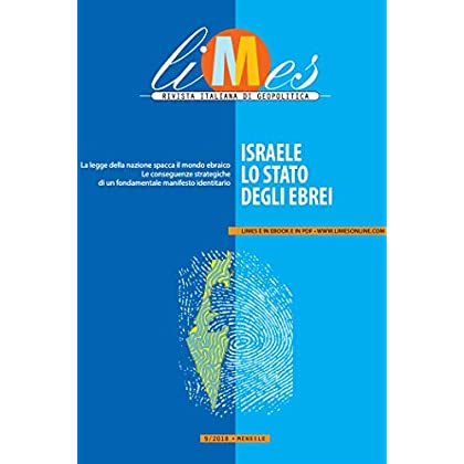 Limes - Israele, Lo Stato Degli Ebrei