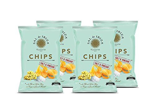 Chips a la Flor de Sal