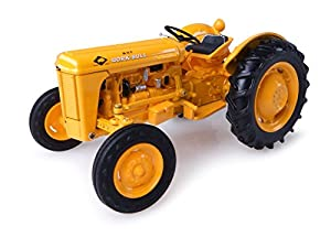 Universal Hobbies - uh4990 - Tractor Massey Harris Ferguson 202 Work Bull - Amarillo - Escala 1/32
