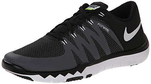 Nike Free Trainer 5.0 V6-719922010 - Schwarz Grau Weiss(44.5)