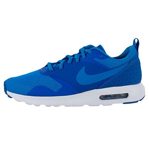 Nike Air Max Tavas, Herren Laufschuhe Blau/Weiß
