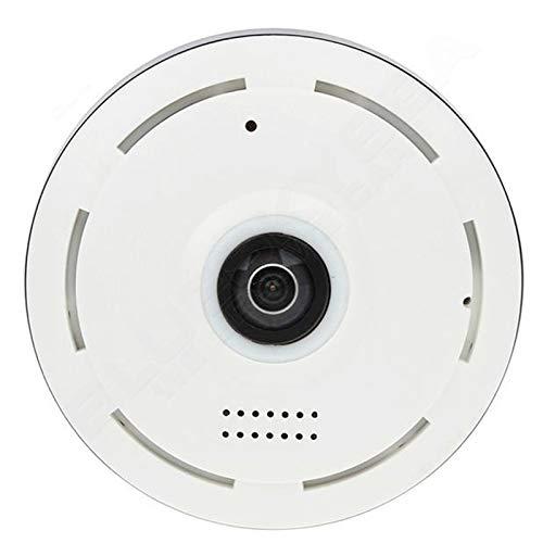 REFURBISHHOUSE 360 Grad Panorama Weit Winkel Kamera Intelligente Ipc Drahtlos Fisch Augen Ip Kamera P2P 960 P Hd Heim Sicherheit Drahtlos Kamera (Eu Stecker) -