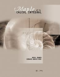 Maple et le calcul intégral