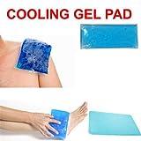 Bonbella Cooling Pack for Cold Therapy, Cooling Gel Pad for Back Shoulder, Neck