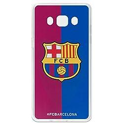 Carcasa Oficial FC. Barcelona Bicolor Samsung Galaxy J7 2016